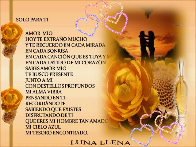 ¡Feliz aniversario, amor de mi vida! | Cartas de amor