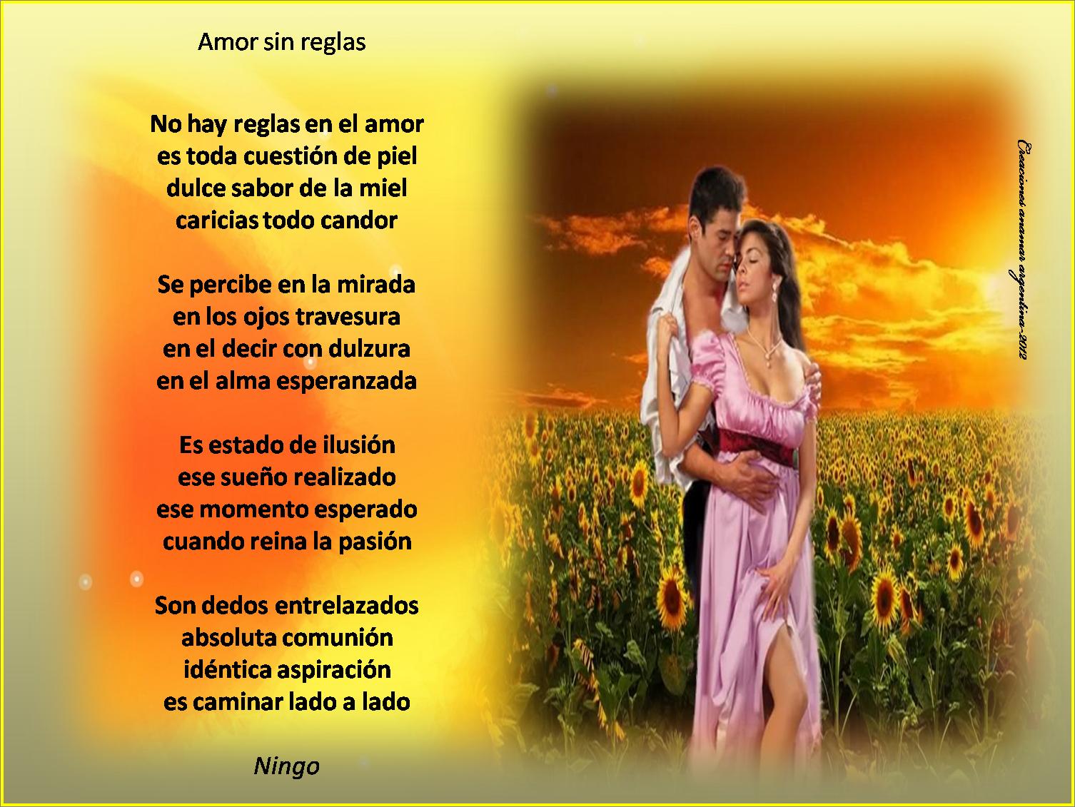 poema de amor – amor sin reglas | MI PEQUEÑO RINCONCITO