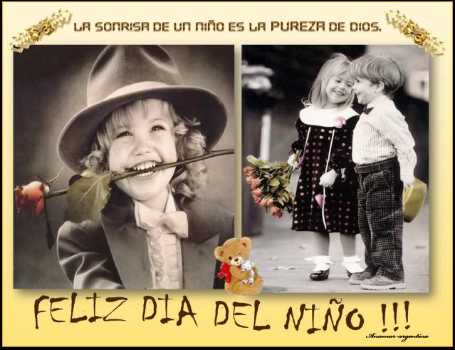 feliz dia del niño -2- para compartir -anamar-argentina
