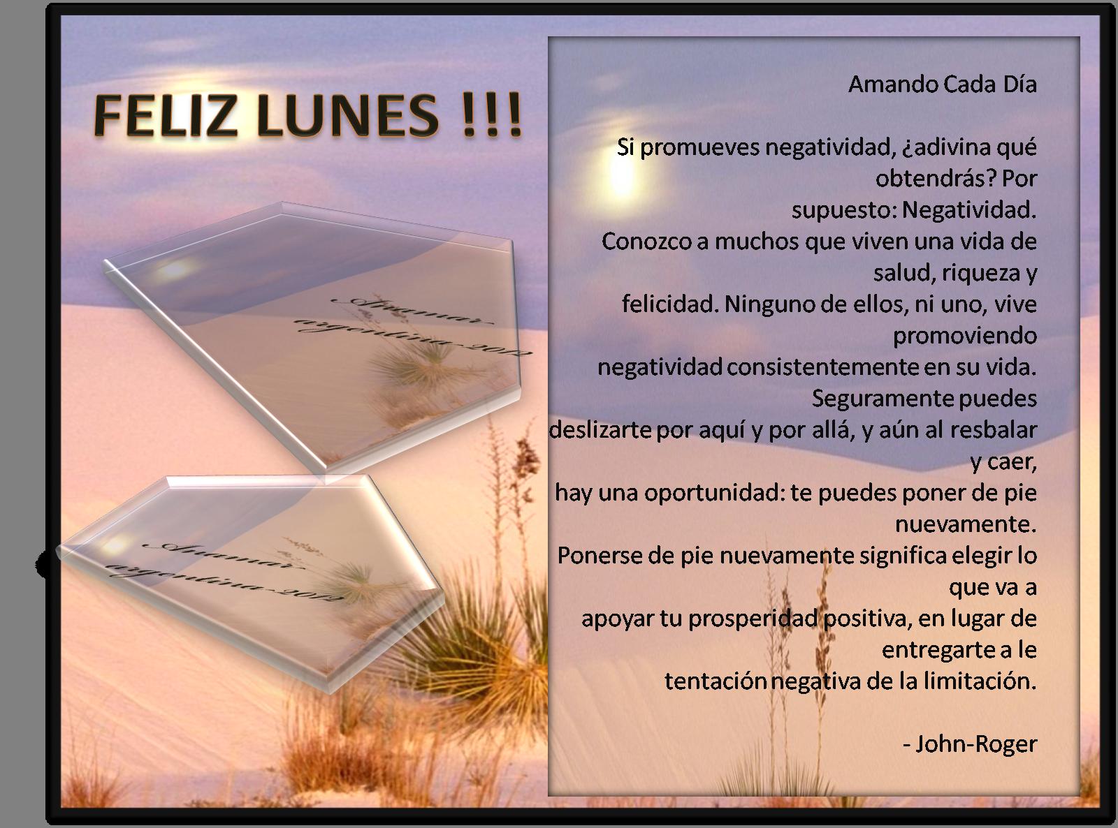 Imagenes Con Frases Feliz Lunes Anamar Argentina Mi
