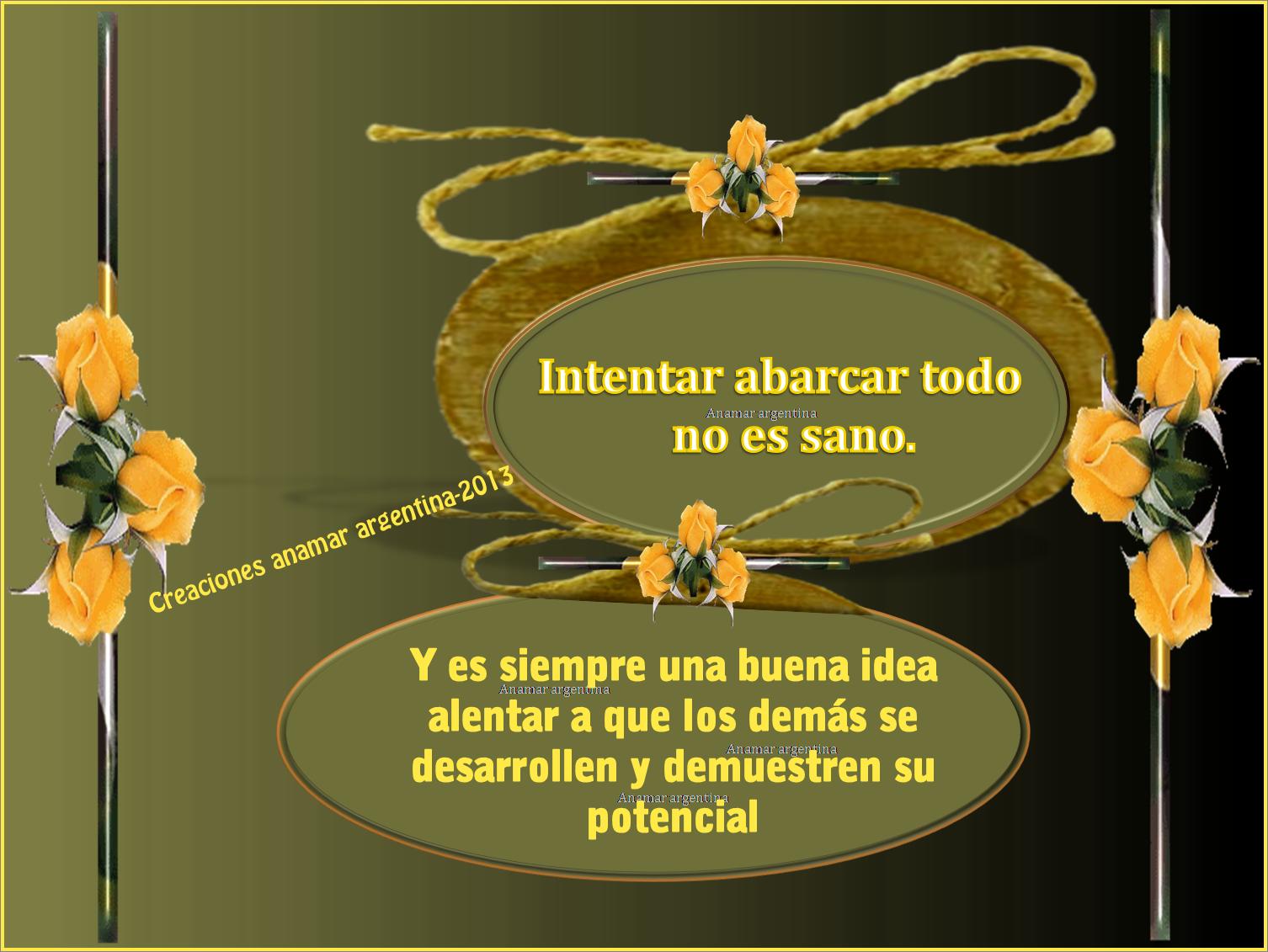 Imagenes Frases Pensamientos Positivos Motivadores Anamar Argentina