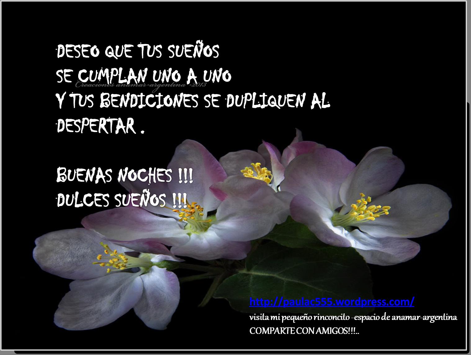 Imagenes De Buenas Noches Dulces Suenos newhairstylesformen2014.com