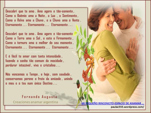 poema de amor -creaciones anamar argentina-2014